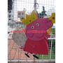 Piñatas En Goma Eva Mi Pequeño Pony Plim Plim Peppa Pig