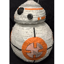 Piñata De Bb-8 De Star Wars