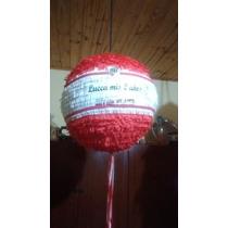 Piñata De Pelota De River Plate