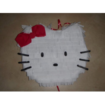 Piñatas Infantiles Kitty, Vaq. San Antonio, Cofre Piratas!!!