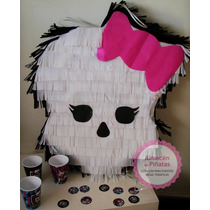 Piñata Monster High, Cumples Tematicos!