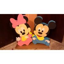 Piñatas De Minnie Bebé Y Mickey Bebé Y Muchas Mas