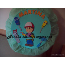 Piñata Personalizada Manny,piratas,backyardigans