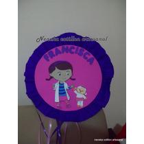 Piñata Dra.juguetes Personalizada