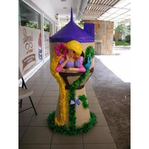 Piñatas Frijolito Torre Rapunzel
