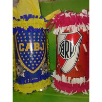 Piñatas Boca, River, Princesas, Mickey, Superman, Sapo Pepe