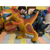 Piñatas De Dinosaurio T-rex