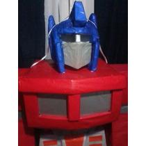 Piñatas Transformers Optimus Prime