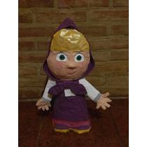 Piñata De Masha Y El Oso