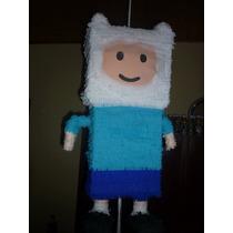 Piñata De Finn (el Humano) De Jake Hora De Aventuras