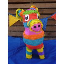 Piñatas Estilo Mexicanas De Pájaros En La Cabeza!!!