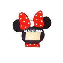 Portaretrato Souvenirs Minnie 10 Unidades