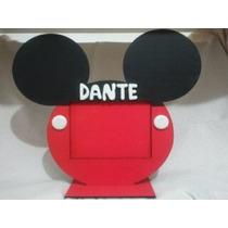 Portaretratos Mickey/souvenirs/cumpleaños