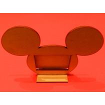 Souvenir Portaretrato Mickey Nacimientos Cumpleaños Bautismo