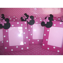 Portarretratos Minnie Mickey