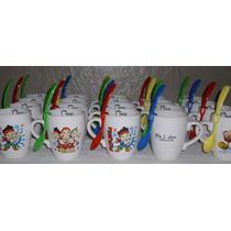 Souvenirs Infantiles Tazas,bandeja,mates,cucharitas,etc.....