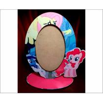 Portaretrato Souvenirs Cumple 1 Añito 15 Pony Ovalado 15x12