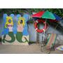 Photocall Teen Beach Movie Mural Decoracion Fiesta Tematica