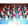 20 Souvenirs Pingüinos Portafoto Porcelana Fria