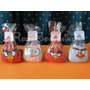 5 Angry Birds, Violetta, Cars, Doki Con Toallas Faciales!