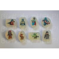 Lego Star Wars Batman Superman Souvenirs Jabones Zona Centro