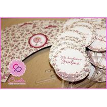 Envoltorios Y Pinches Para Decorar Cupcakes