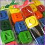 Crayones Personalizados- Souvenirs- Nombre 4 Let - Pack X 32