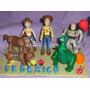 Adorno Torta Toy Story! Eligí 4 Personajes Que Quieras