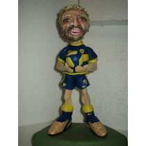 Palermo Jugador De Futbol Personalizado En Porcelana Fría