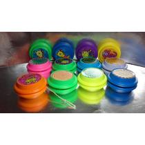 Yoyo Ideal Como Souvenirs Para Los Cumpleaños Pack Por 10