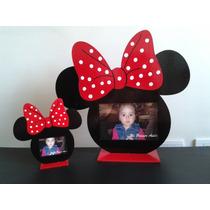 Porta Retrato De Minnie