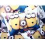 10 Almohadones Souvenirs Infantiles Personalizados 20x15 Cm