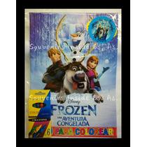 10 Libros Pintar + Crayones Souvenir Frozen Monster Pepe