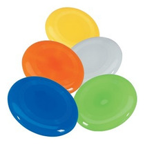 20 Frisbees Para Personalizar Souvenir Ponele Tu Stiker