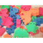 Esponjas Infantiles 9x9 Cm , Pack Por 20