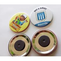 Prendedores Iman 55mm Souvenirs