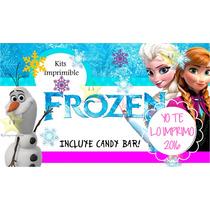 Kit Imprimible Frozen Ytli2016