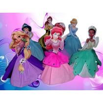 Centros De Mesa Tinkerbell Sofia Princesas Fronzen Minnie