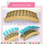 Souvenirs Base Decorativa + 30 Tubos Envases Candy Bar