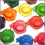 Crayones - Souvenirs - Tortugas Ninja - Pack X 24