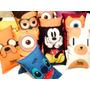 Souvenirs Personalizados Cumpleaños Buhos Minion Jake Mickey