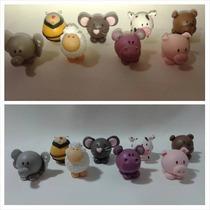 Animalitos Souvenirs En Porcelana Fria