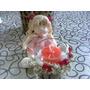 Souvenis Comunion Nena En Porcelana,