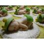 Bebés Delicados Porcelana Fría 1°año Nacimiento Baby Shower