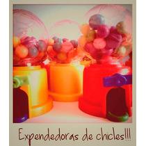 Expendedoras De Chicles Souvenir!!!