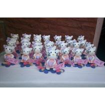 Souvenir Hello Kitty En Porcelana Fría
