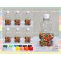 Envase Souvenir Botellita Osito Candy Bar X 10 Unidades!!