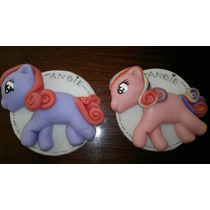 Souvenir Little Pony En Porcelana Fria