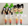 Mickey Y Sus Amigos Souvenirs En Goma Eva Con Mogul