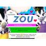 Kit Imprimible Zou La Cebra